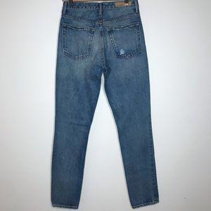 GRLFRND Karolina High Rise Jeans in Last Dance